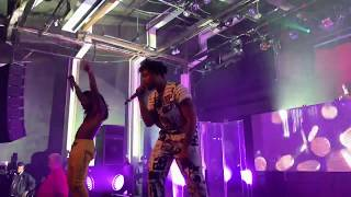 """EarthGang - Welcome to Mirrorland Tour - """"Bank"""""""