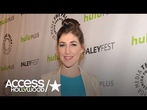 Mayim Bialik Responds To Critics Saying She Was 'Victim Blaming' | Access Hollywood