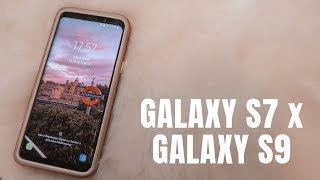 Galaxy S7 no final de 2018 VALE A PENA? // S7 x S9