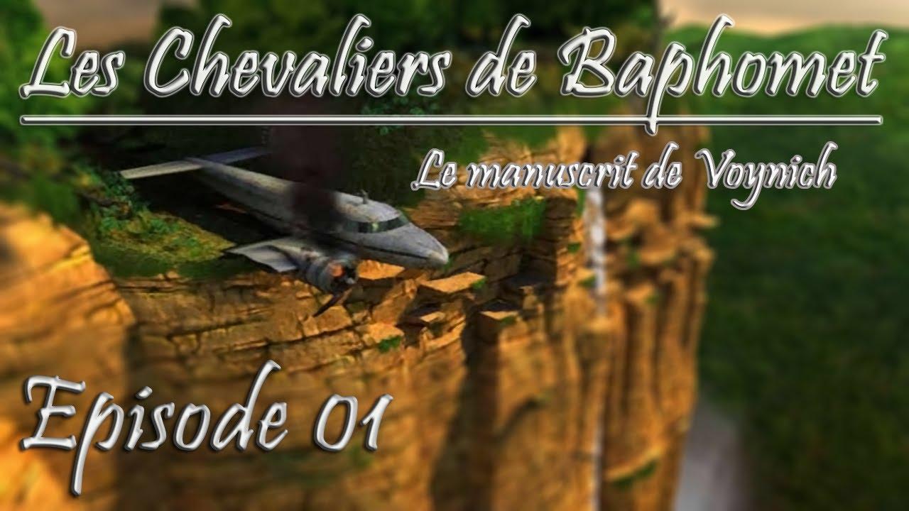 les chevaliers de baphomet le manuscrit de voynich pc