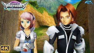 Spectrobes: Origins - Wii Gameplay 4k 2160p (DOLPHIN)
