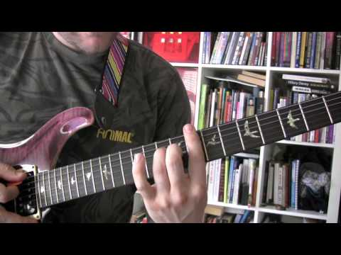 How To Play Time Is Running Out By Muse Time Is Running Out Guitar Lesson