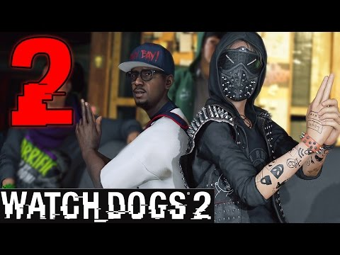CYBERDRIVER E LA CYBERGIUSTIZIA! - WATCH DOGS 2 [Walkthrough Gameplay ITA HD - PARTE 2]