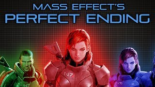 Why Mass Effect 3's Ending is Perfect