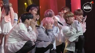 [BANGTAN BOMB] '봄날(Spring Day)' Win & 1st place pledge @ M Countdown - BTS (방탄소년단)