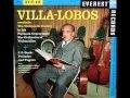 Gambar cover Bach / Villa-Lobos: Fugue No. 21 in B flat major, BWV 890 transcribed by  Villa-Lobos - 1958