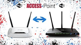tutorial modificare router in access point