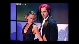 Kylie Minogue - Come Into My World (Fischerspooner Mix) (TOTP 2002) [Live]