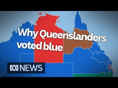 How did the Liberal National Party win over voters in Queensland?  ABC News