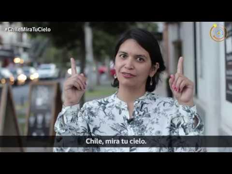 Cristina Dorador te invita al Día de la Astronomía 2018