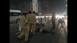 - Tin NewCặp nam nữ chết thảm sau va chạm, giao thông ùn ứ kéo dài trên cầu Sài Gòn