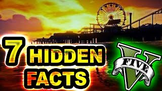 7 FACTS YOU MAY NOT KNOW ABOUT GTA 5