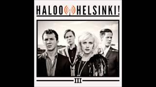 Haloo Helsinki! - Taivaanlaiva [LYRICS] [HD]