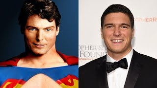 Christopher Reeve's Son Is A Grown Man Now And Has Dad's 'Superman' Chiseled Handsome Looks