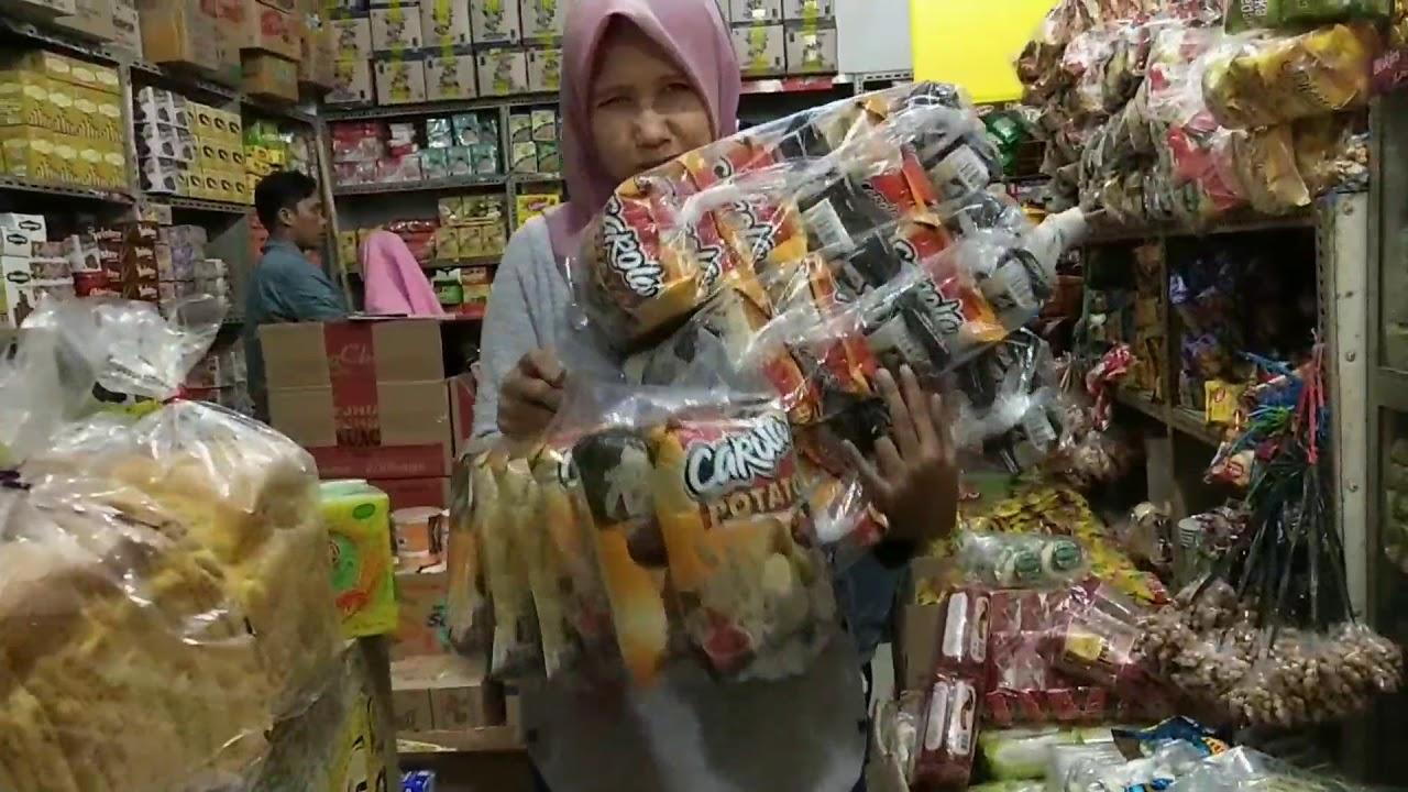 🍟 Contoh Peluang Usaha Makanan Ringan atau Snack 🍿 - YouTube