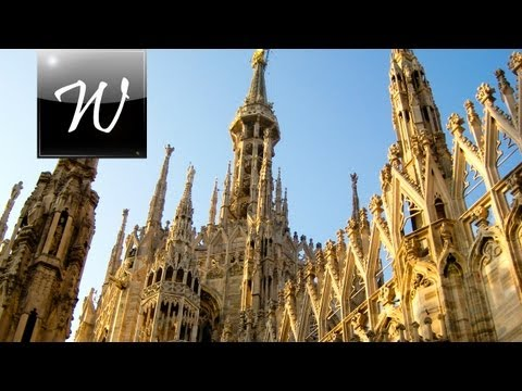 ◄ Milan Cathedral,