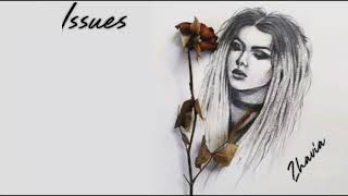 Zhavia - Issues Cover Lyrics
