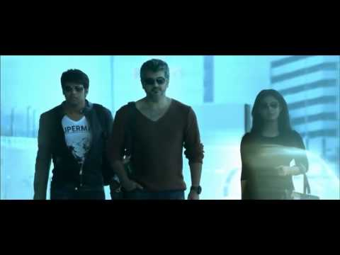 Ajith in Arambam Movie Latest Trailer Travel Video