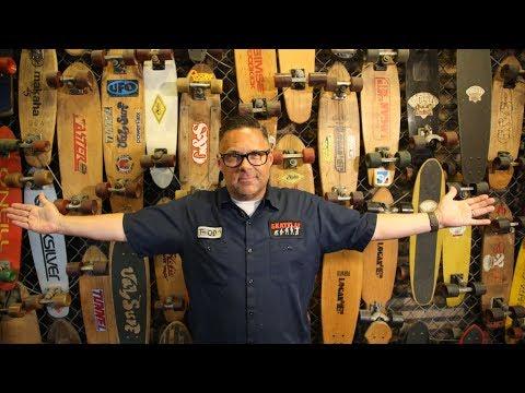 Half A Million Dollar Skateboard Collection