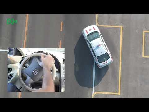 Parking Yard Test Parallel Parking
