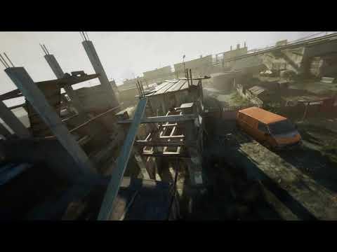 Urban Bando - Uncrashed FPV drone simulator