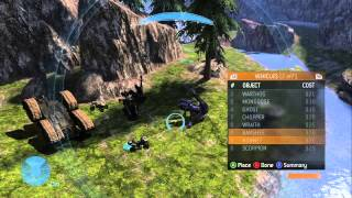 """How to Buy a Phantom on Forge in """"Halo 3"""" : """"Halo"""" Tips"""