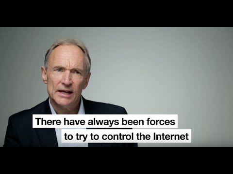 Tim Berners Lee: What is the future of the internet?