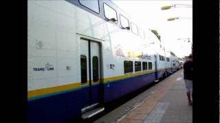 Video West Coast Express Train 4 Leaving Maple Meadows download MP3, 3GP, MP4, WEBM, AVI, FLV Desember 2017