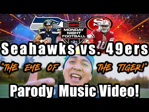 Survivor The Eye Of The Tiger Parody Seahawks Vs 49ers