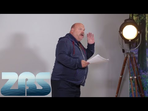 Kevin Chamberlin  SUGAR COAT IT by Ilana Turner  Zak Barnett Studios