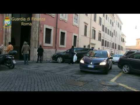 Guardia di Finanza di Roma, 13 arresti per narcotraffico