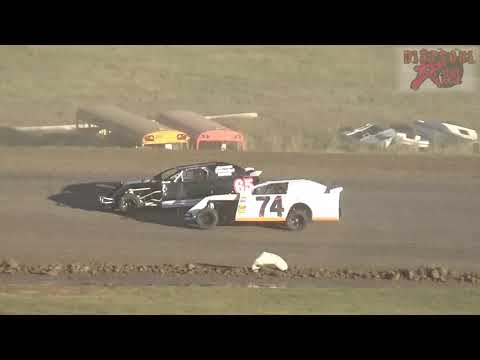 RPM Speedway 2017 Fall Nationals 10-7-17 Sport Mod Qualifiers 3-4