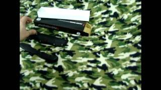 Nóż survivalowy COMPACT PARANGA