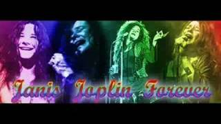 Janis Joplin Combination of the two