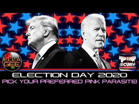 ELECTION DAY 2020: PICK YOUR PREFERRED PINK PARASITE! - EMPRESS ELLA GEE/THE LANCESCURV SHOW