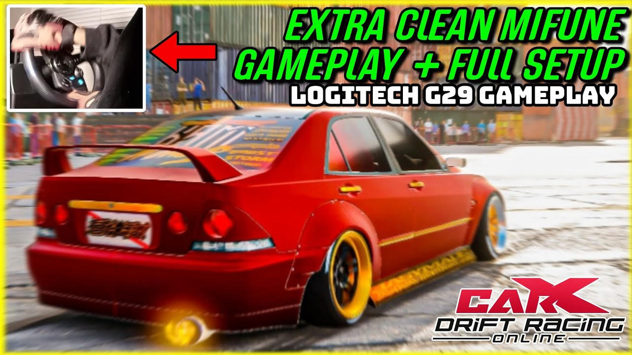 My New Mifune Drift Setup - CarX Drift Racing PS4 ...
