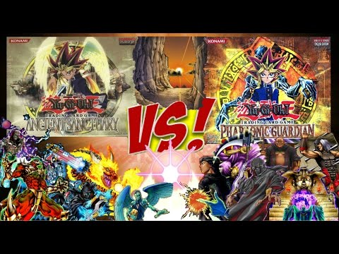 Yugioh Booster Box Battles! AST vs PGD It's Time to Duel! .The Battle of Egypt. OH BABY!!