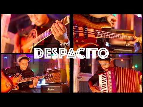 Luis Fonsi - Despacito Ft. Daddy Yankee - Instrumental Cover By Sunny Karmakar