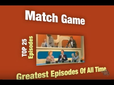 Download Match Game Marathon (Top 25 Best Episodes Of All Time)