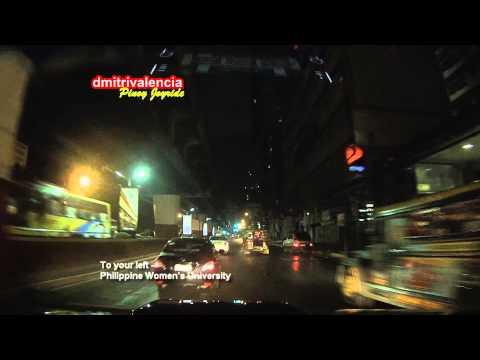 Pinoy Joyride - Taft Avenue Night Joyride