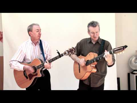 Al Stewart & Peter White Performing  On the Border