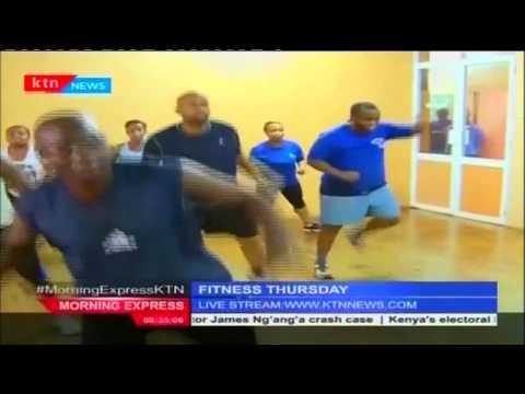 Fitness Thursday: Aerobics thumbnail