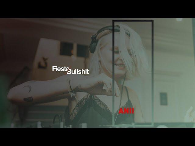 Live Set_ ANII @ Hola Ibiza 06.09.2019