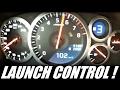 Nissan GTR R35 Launch Control 0-100 Kph
