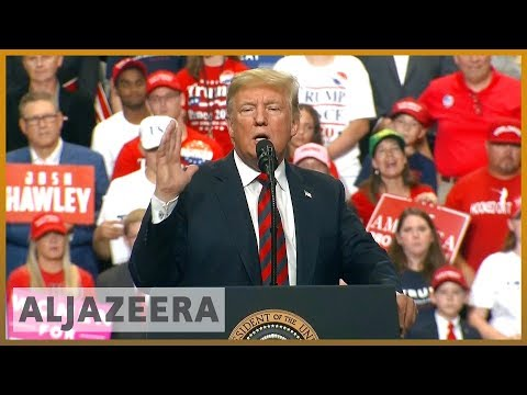🇺🇸Trump questions Kavanaugh accuser on Twitter l Al Jazeera English