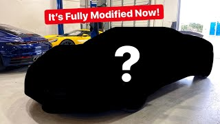 REVEALING MY ALL NEW MAJOR MCLAREN MODS!  $15,000 WORTH