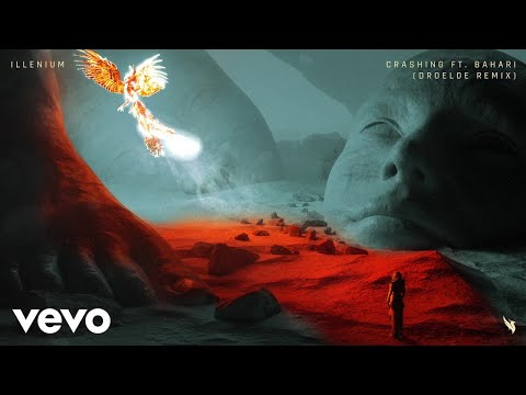 ILLENIUM - Crashing (DROELOE Remix / Audio) ft. Bahari