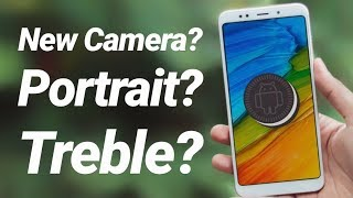Redmi Note 5 Official 8.1 Oreo Update Review