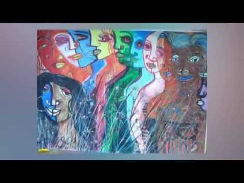 Charles Sekano - Contemporary African Art