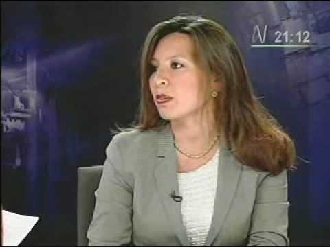 CARLA SALAZAR (Secretaria General de la Contraloría)